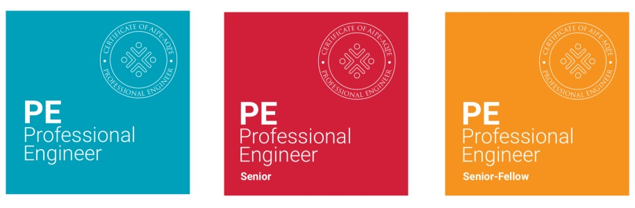PE professional engineer distititius